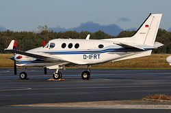 Beechcraft C90A King Air D-IFRT