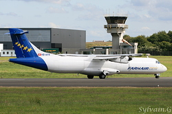 ATR-72-201(F) Farnair Europe HB-AFR