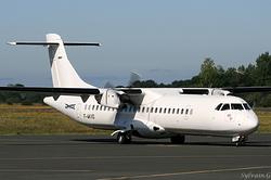 ATR 72-202 Royal Air Maroc Express CN-COB / F-WKVD