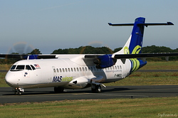 ATR 72-500 MASwings 9M-MWE / F-WWEO