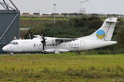 ATR 42-500 Simplifly Deccan VT-ADM / F-WKVC