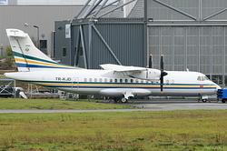 ATR 42M-312 République Gabonaise TR-KJD
