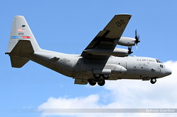 Lockheed C-130H Hercules US Air Force 92-3022