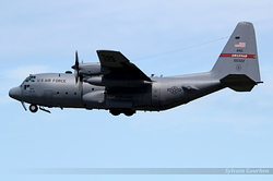Lockheed C-130H Hercules US Air Force 80-0322