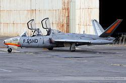Fouga CM-170 Magister Yankee Delta 529 / F-GSHD