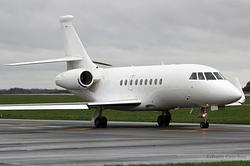 Dassault Falcon 2000LX République Française F-RAFD
