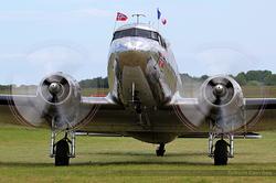 Douglas DC-3C LN-WND / 73-Z