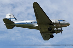 Douglas C-53C Skytrooper Finnish Airlines OH-LCH