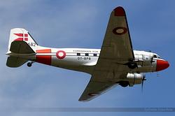 Douglas C-47A Skytrain OY-BPB / K-682