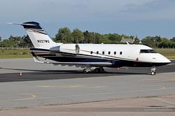 Canadair CL-600-2B16 Challenger N227WG