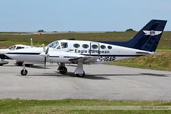 Cessna 421C Eagle European G-ISAR