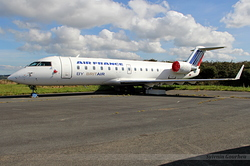 Canadair Regional Jet 100ER Brit Air F-GRJN