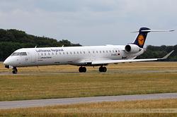 Canadair Regional Jet CRJ-900LR Lufthansa CityLine D-ACKL
