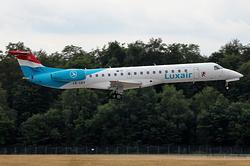 Embraer ERJ-145LU Luxair LX-LGY