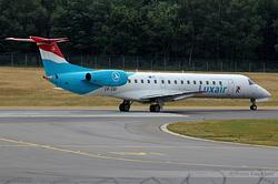 Embraer ERJ-145LU Luxair LX-LGI