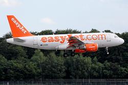 Airbus A319-111 easyJet G-EZDU