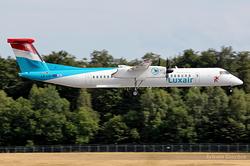 De Havilland Canada DHC-8-402Q Dash 8 Luxair LX-LGH