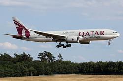 Boeing 777-FDZ Qatar Airways Cargo A7-BFA
