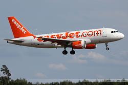 Airbus A319-111 easyJet G-EZIX