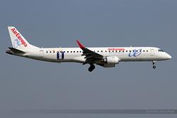 Embraer ERJ-195LR Air Europa EC-KYO