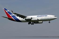 Ilyushin Il-96-300 Cubana CU-T1250