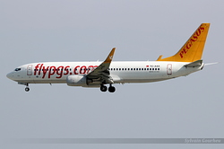 Boeing 737-82R(WL) Pegasus TC-AAS