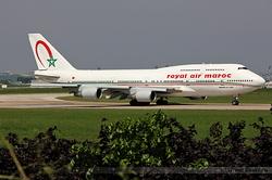 Boeing 747-428Royal Air Maroc CN-RGA
