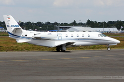Cessna 560XL Citation XLS+ Aerowest D-CAWM
