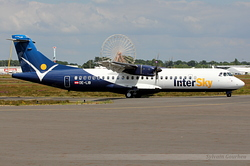ATR-72-600 InterSky OE-LIB
