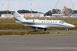 Cessna Citation 525 Starwings Luftfahrtges D-CJOS