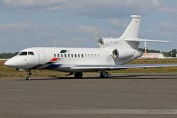 Dassault Falcon 7X Volkswagen Air Service VP-CSW