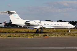 Gulfstream Aerospace G-IV Gulfstream G400 LV-CAZ