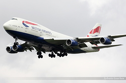 Boeing 747-436 British Airways G-CIVE