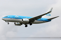 Boeing 737-7K2/W KLM Royal Dutch Airlines PH-BGP