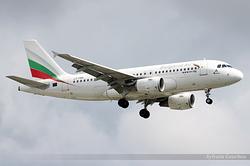 Airbus A319-112 Bulgaria Air LZ-FBA
