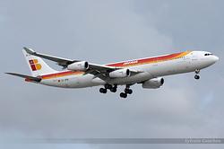 Airbus A340-313X Iberia EC-GPB