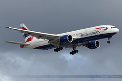 Boeing 777-236/ER British Airways G-VIIK