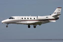 Cessna 560XL Citation XLS NetJets CS-DXE