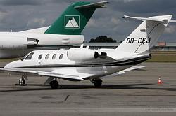 Cessna 525 CitationJet ASL - Air Service Liege OO-CEJ