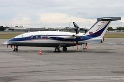 Piaggio P-180 Avanti Greenwings SA HB-LUT