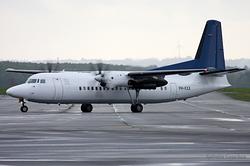 Fokker 50 Denim Air PH-KXX