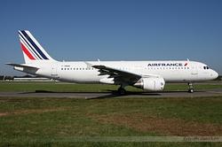 Airbus A320-214 Air France F-HBND