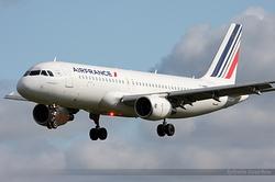 Airbus A320-214 Air France F-HBNC