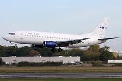 Boeing 737-322 Tor Air SP-HAA