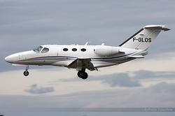 Cessna 510 Citation Mustang F-GLOS