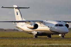 Dornier Do-328JET-310 Sun Air of Scandinavia OY-NCT