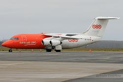 British Aerospace BAe 146-200QT Quiet Trader TNT Airways EC-ELT