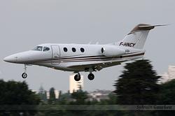 Raytheon 390 Premier IA Lorraine Aviation F-HNCY