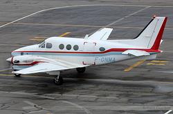 Beech C90A King Air F-GNMA