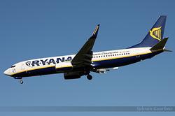 Boeing 737-8AS Ryanair EI-DPP